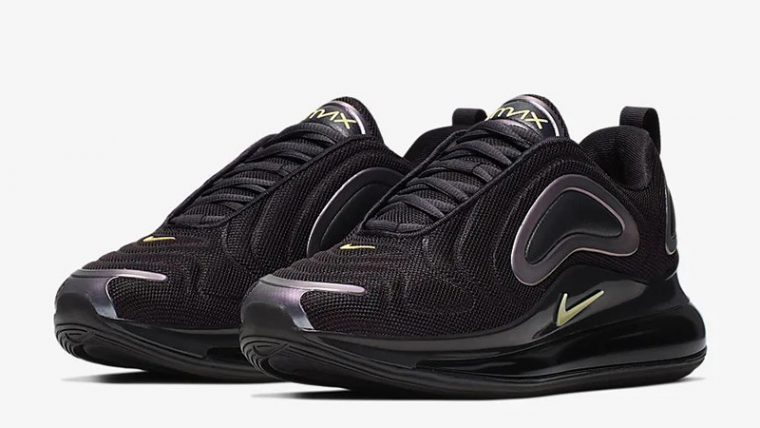 Nike Air Max 720 By You Oil Grey CN0137-001 front thumbnail image