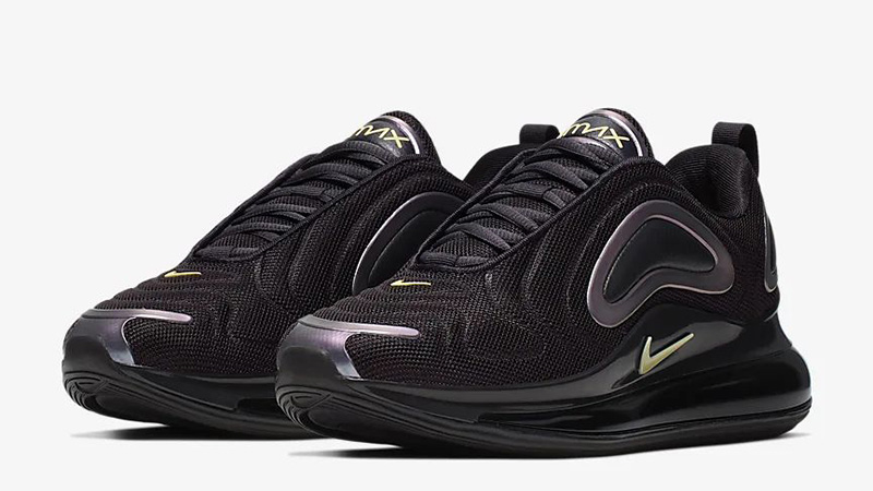 Nike Air Max 720 By You Oil Grey CN0137-001 front