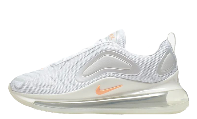 Nike Air Max 720 By You White Orange CN0137-100