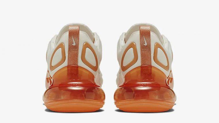Nike Air Max 720 SE White Copper CI1214-104 AT6176-104 back thumbnail image