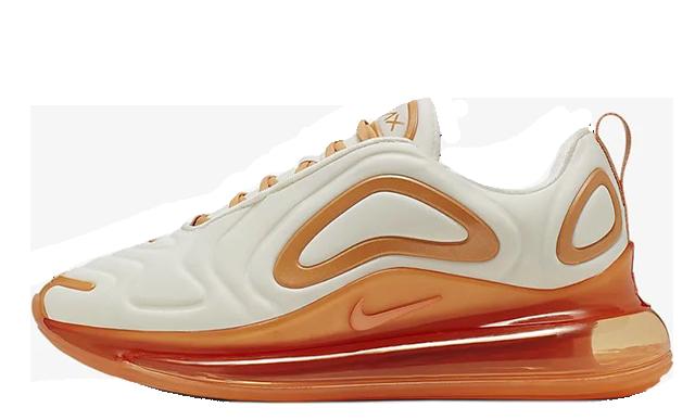 Nike Air Max 720 SE White Copper CI1214-104 AT6176-104