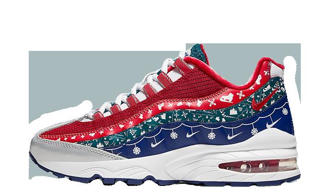 Nike Air Max 95 Christmas Multi