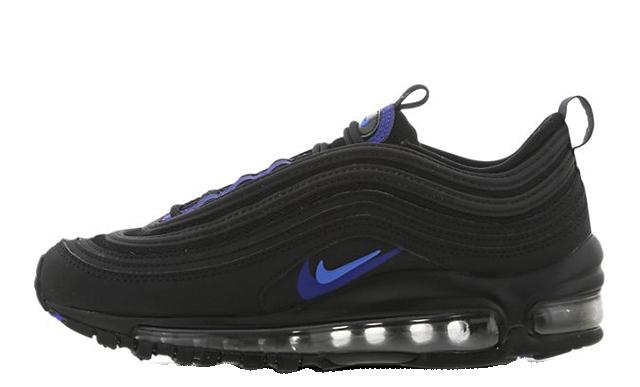 Nike Air Max 97 GS Black Blue CT6025-001