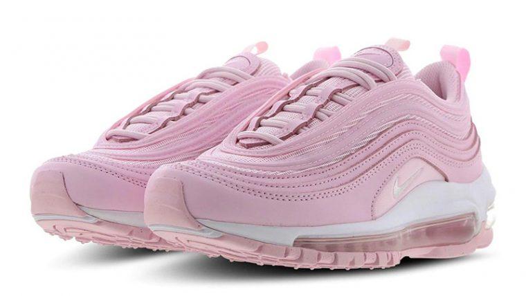 Nike Air Max 97 Pink front thumbnail image