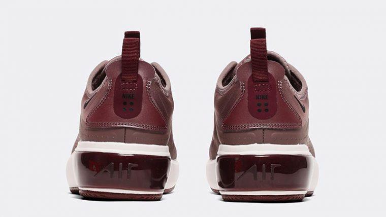 Nike Air Max Dia Plum Black back thumbnail image