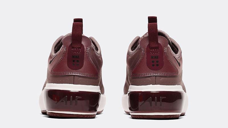 Nike Air Max Dia Plum Black back
