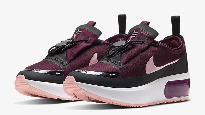 Nike Air Max Dia Winter Night Maroon BQ9665-604 front