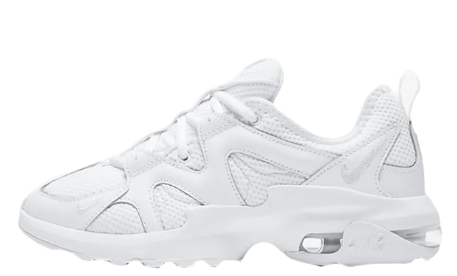 Nike Air Max Graviton Triple White AT4404-100