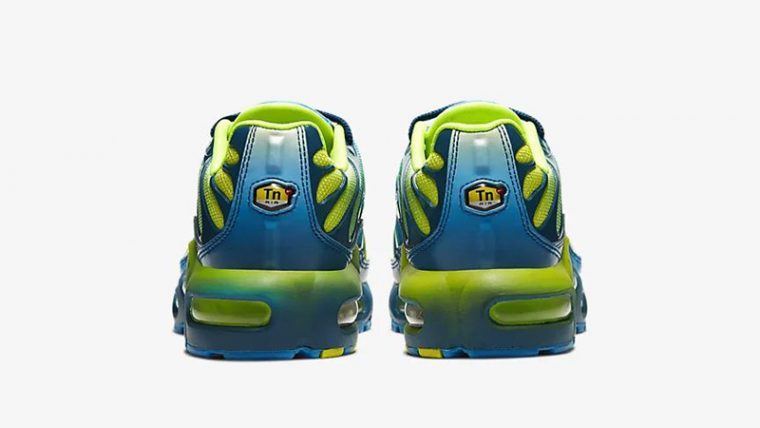 Nike Air Max Plus QS Blue Hero CT0962-401 back thumbnail image