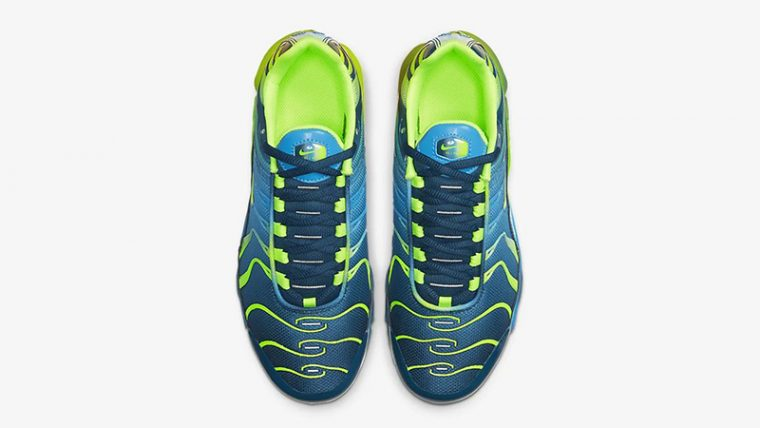 Nike Air Max Plus QS Blue Hero CT0962-401 middle thumbnail image
