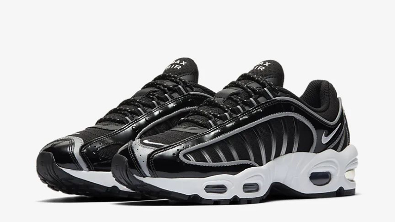 Nike Air Max Tailwind 4 Black White CK4122-001 front