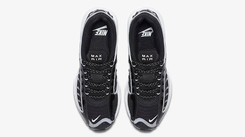 Nike Air Max Tailwind 4 Black White CK4122-001 middle