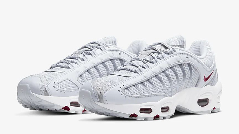 Nike Air Max Tailwind 4 Pure Platinum CT3431-001 front