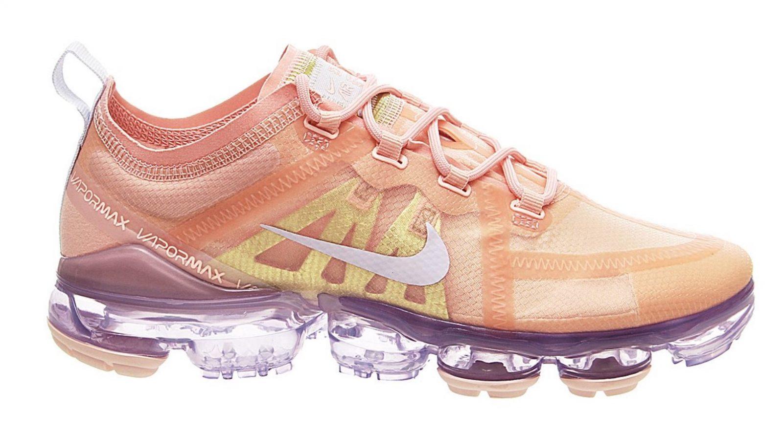Nike Air VaporMax Coral