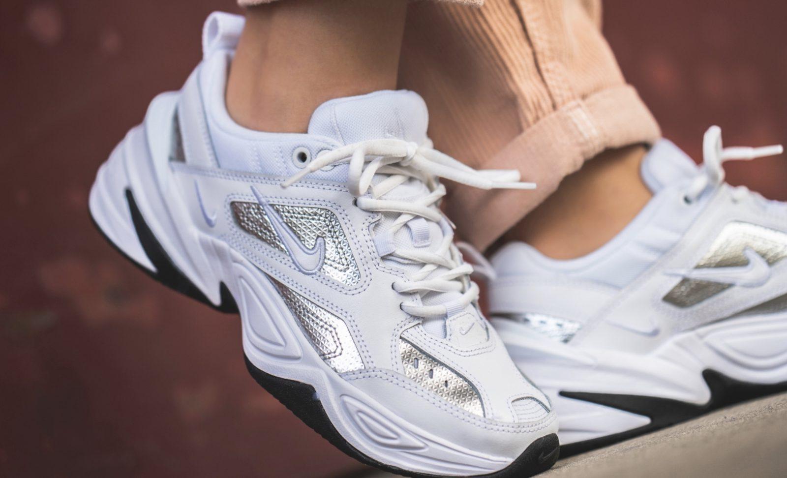 Nike M2K Tekno White Silver CJ9583 100 side 2