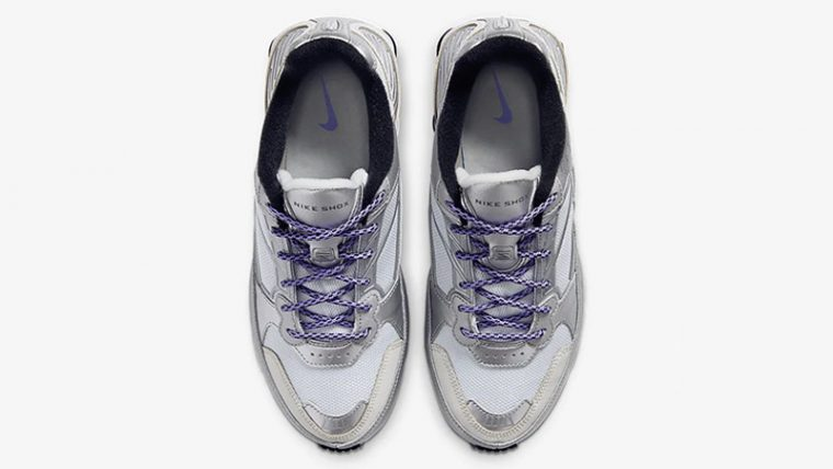Nike Shox Enigma 9000 Silver CT3450-001 middle thumbnail image