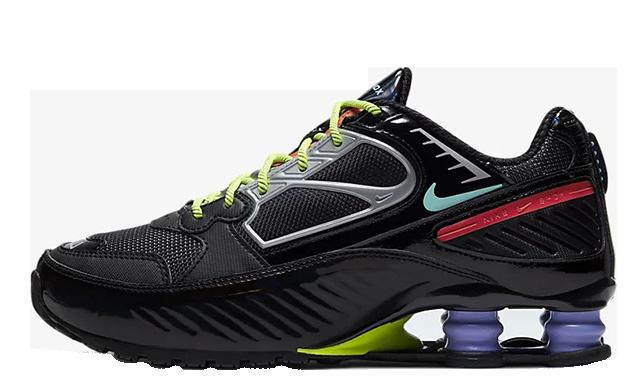 Nike Shox Enigma Black Multi CT3453-001