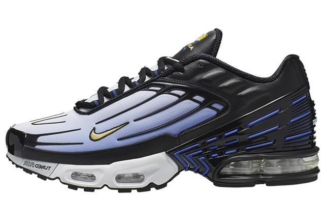 Nike TN Air Max Plus 3 Blue Black CJ9684-001