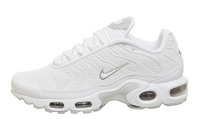 Nike TN Air Max Plus White