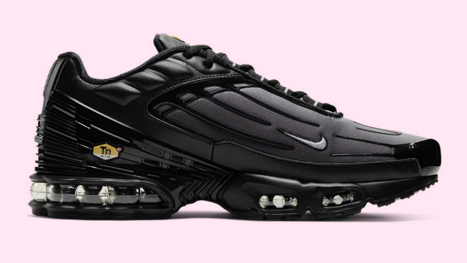 Nike Tuned 3 triple Black