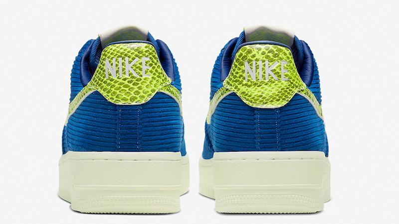 Olivia-Kim-x-Nike-Air-Force-1-No-Cover-Blue back