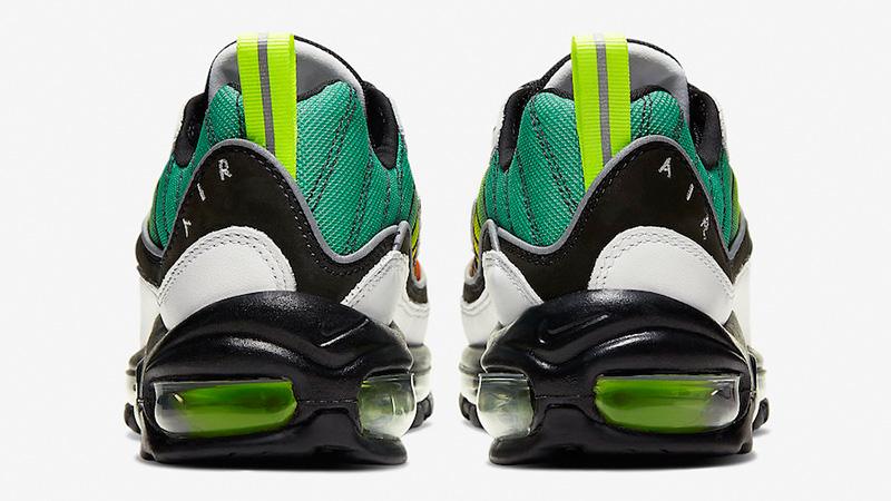 Olivia Kim x Nike Air Max 98 No Cover Multi CK3309-001 back