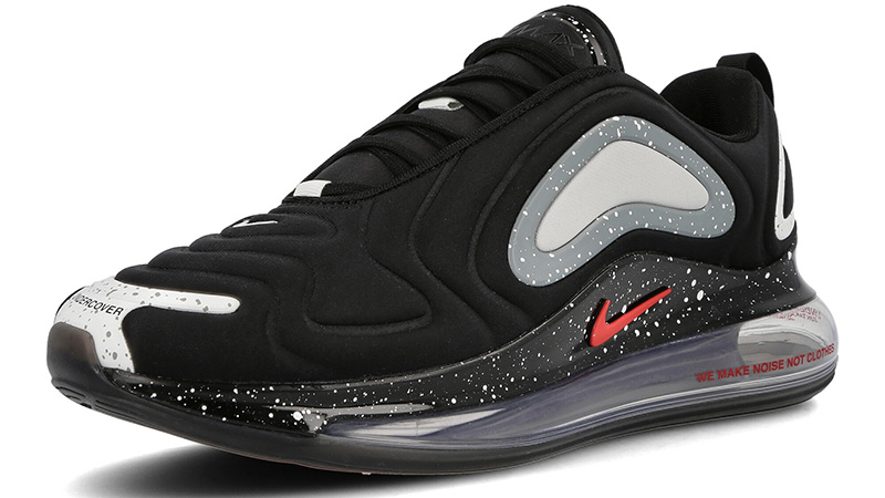 Undercover x Nike Air Max 720 Black CN2408-001 front