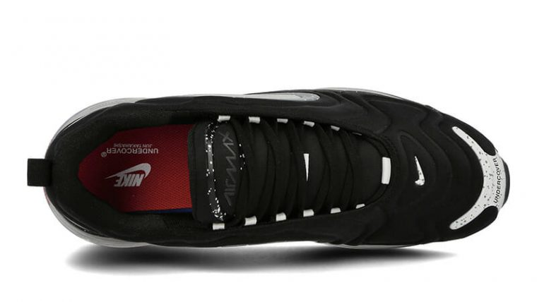 Undercover x Nike Air Max 720 Black CN2408-001 middle thumbnail image