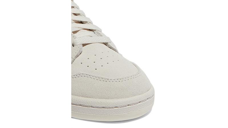 adidas Continental 80 Off-White toebox