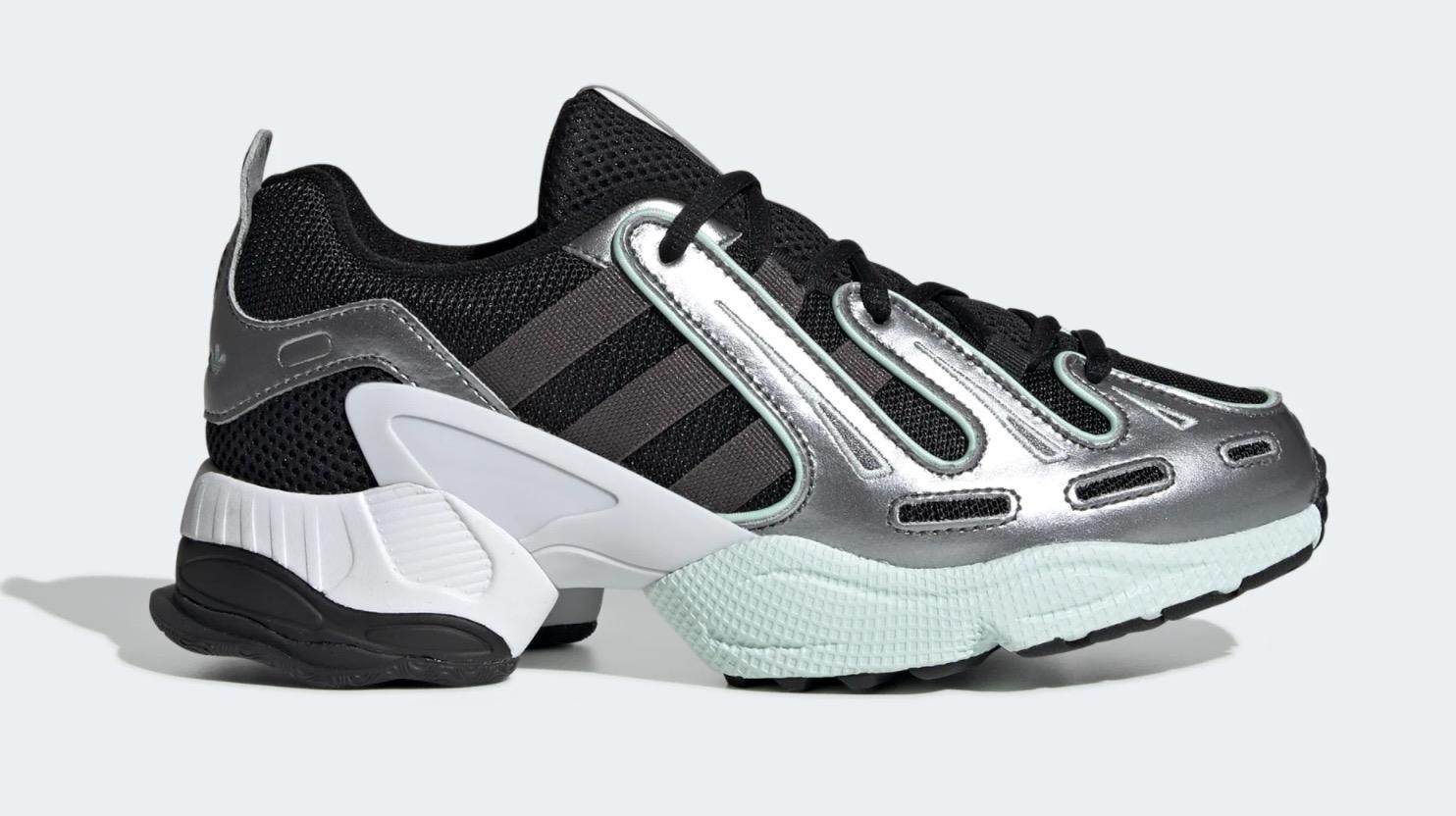 adidas EQT Gazelle Black Silver