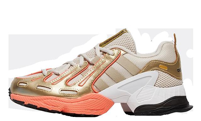 adidas EQT Gazelle Clay Brown Gold