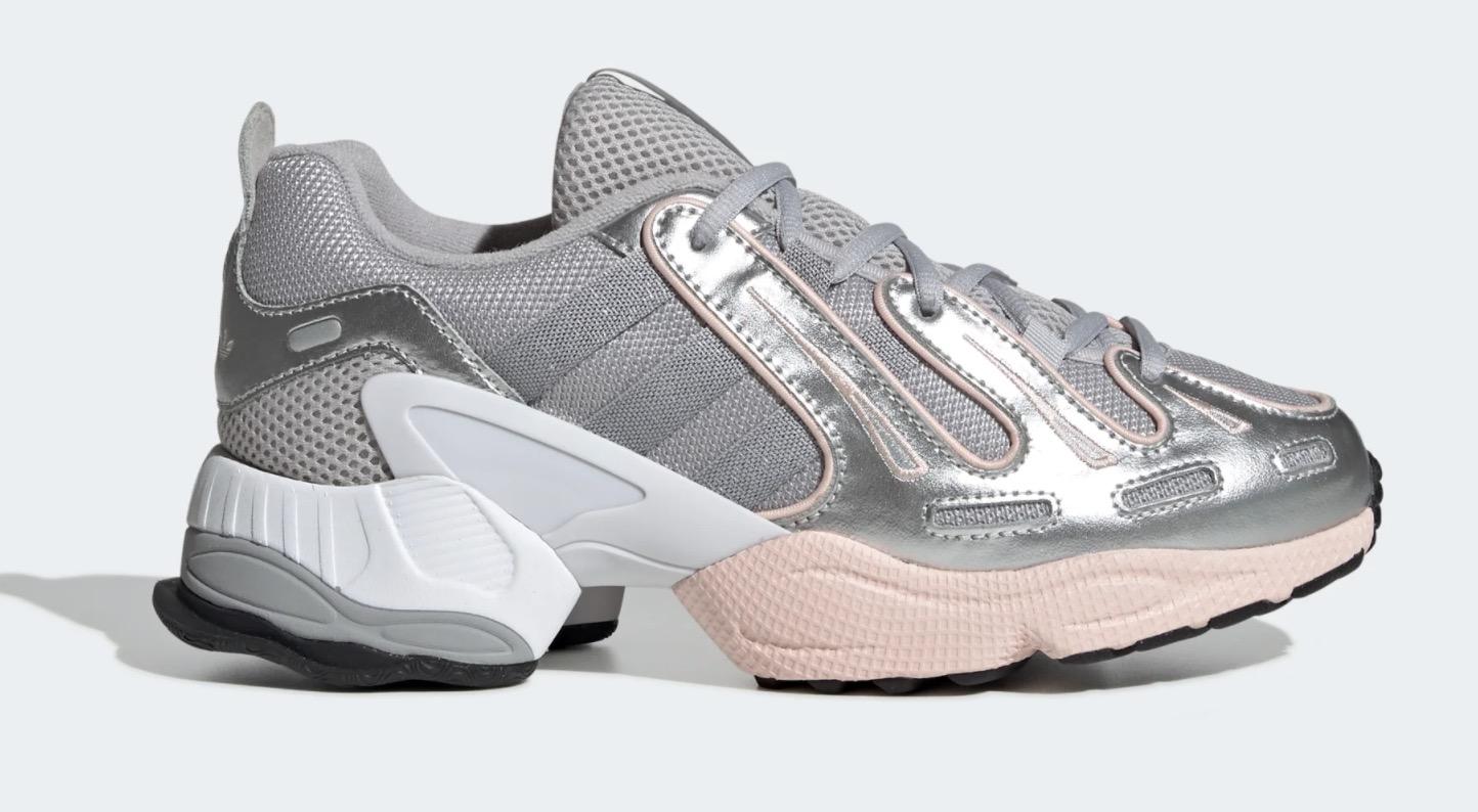 adidas EQT Gazelle Grey Silver