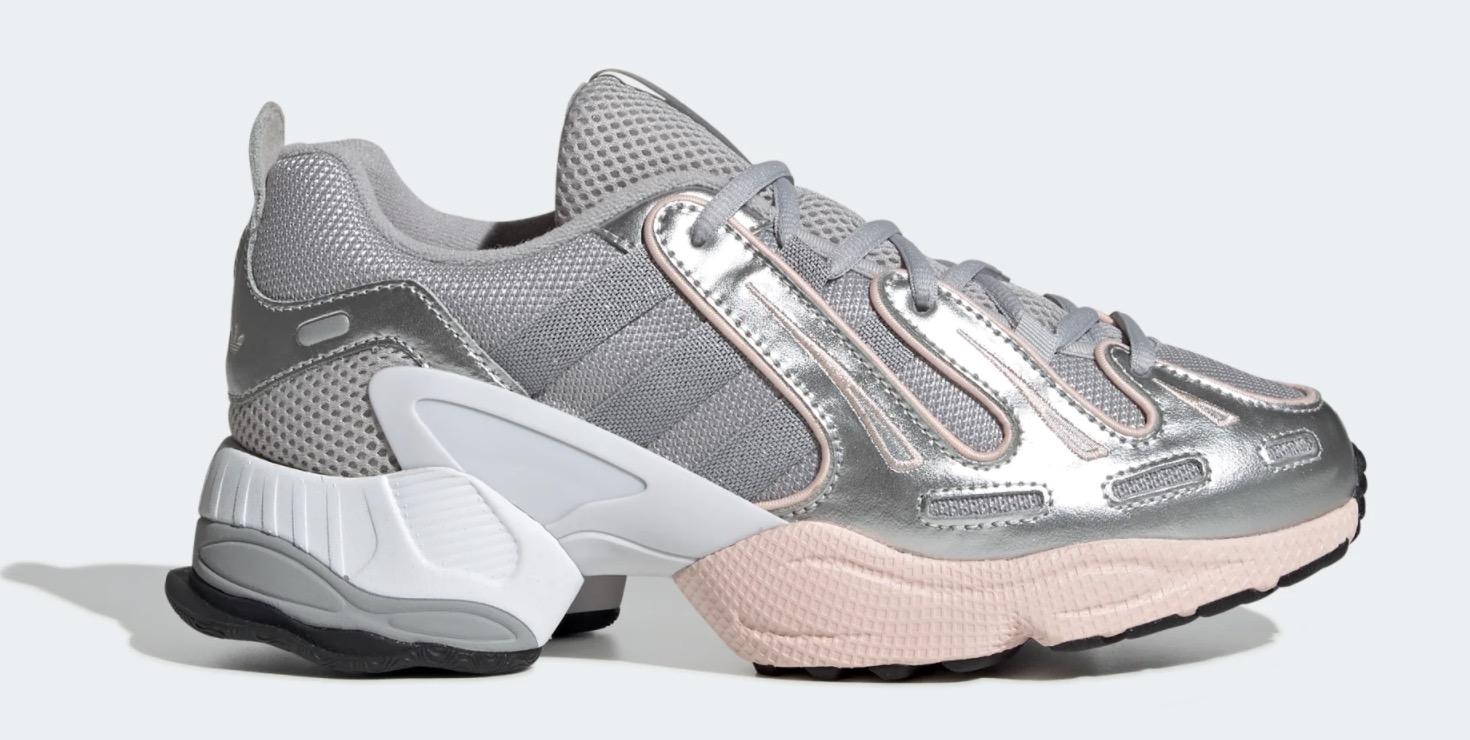 adidas EQT Gazelle Silver Pink