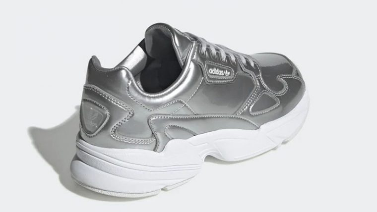 adidas Falcon Silver FV4317 back thumbnail image