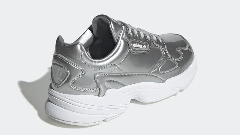 adidas Falcon Silver FV4317 back