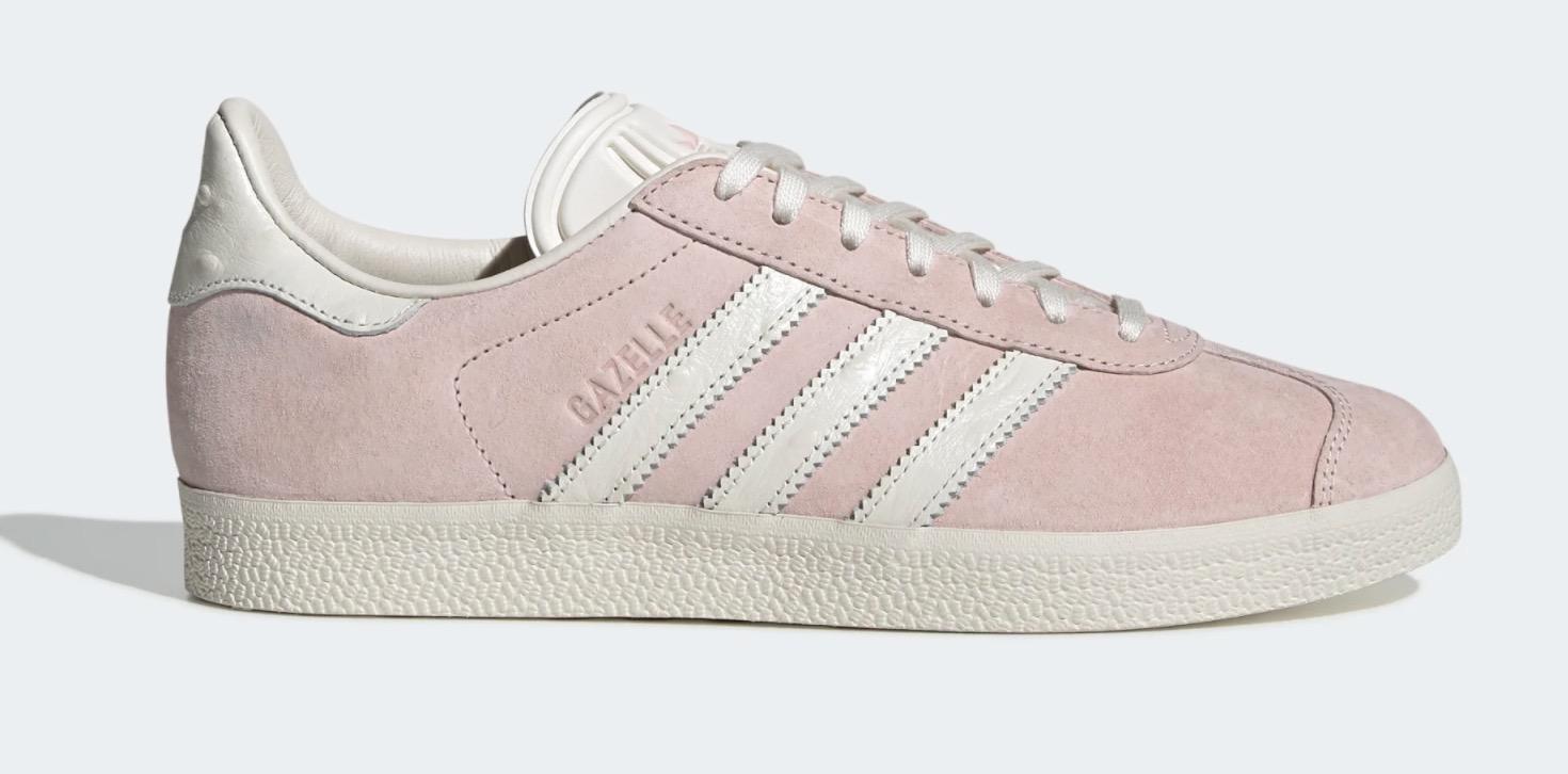 adidas Gazelle Pink Cream