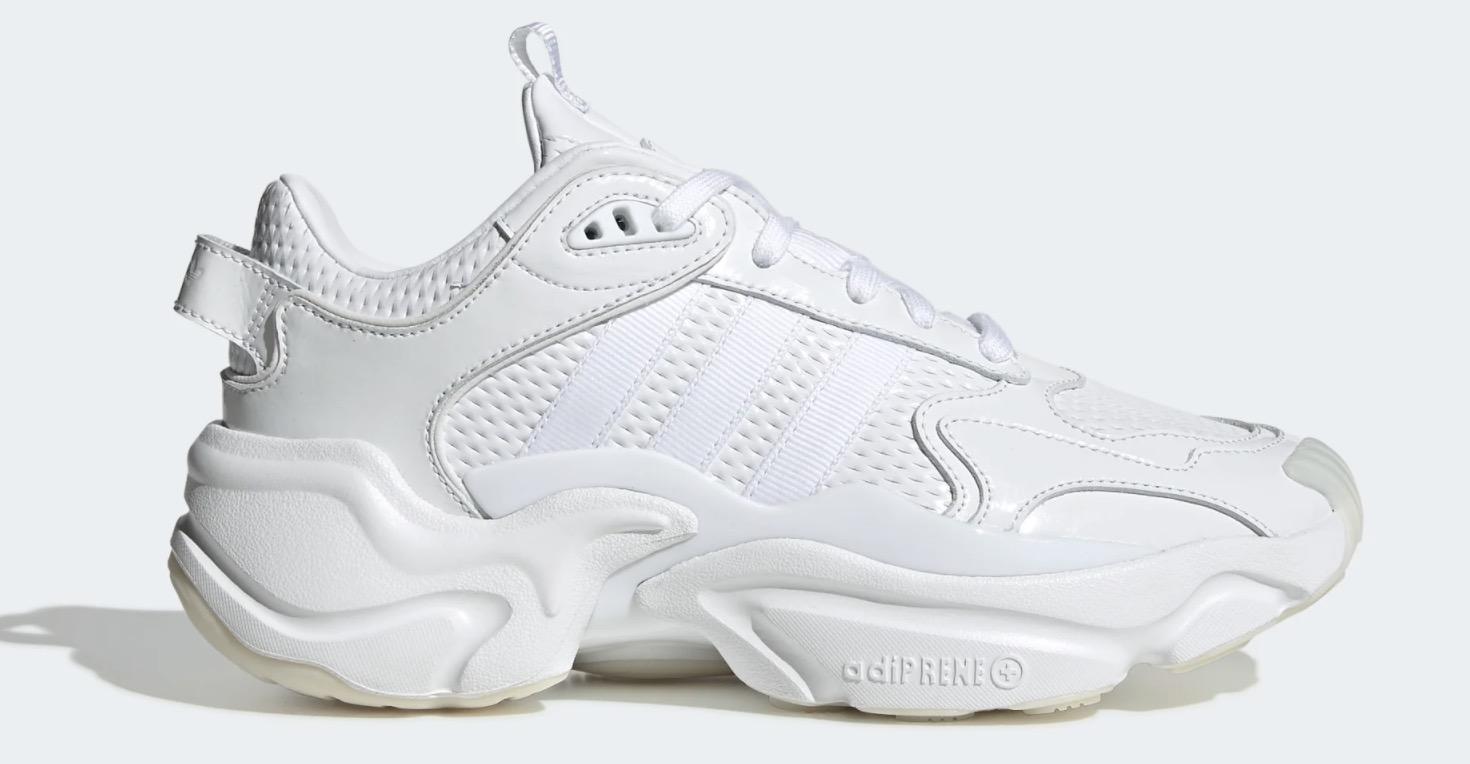adidas Magmur Runner Triple White