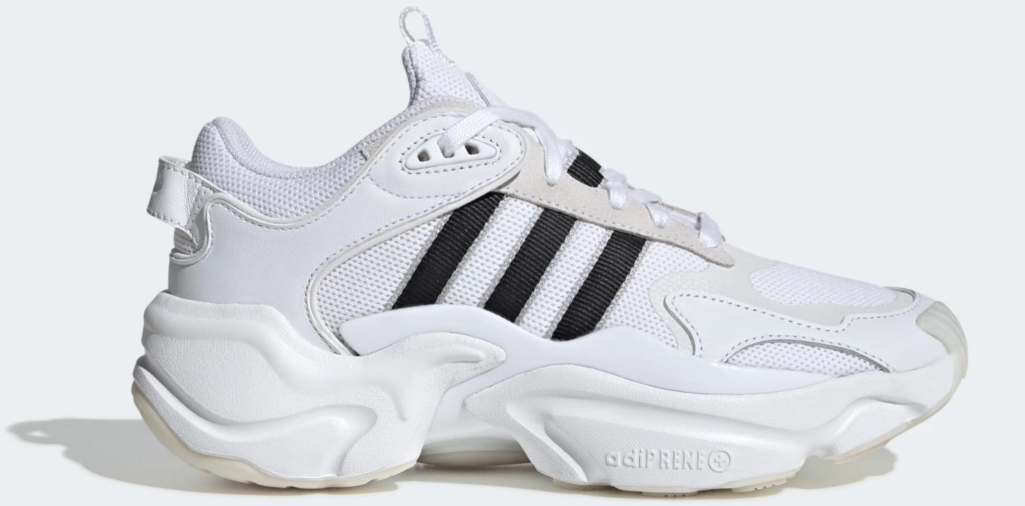 adidas Magmur Runner White Black