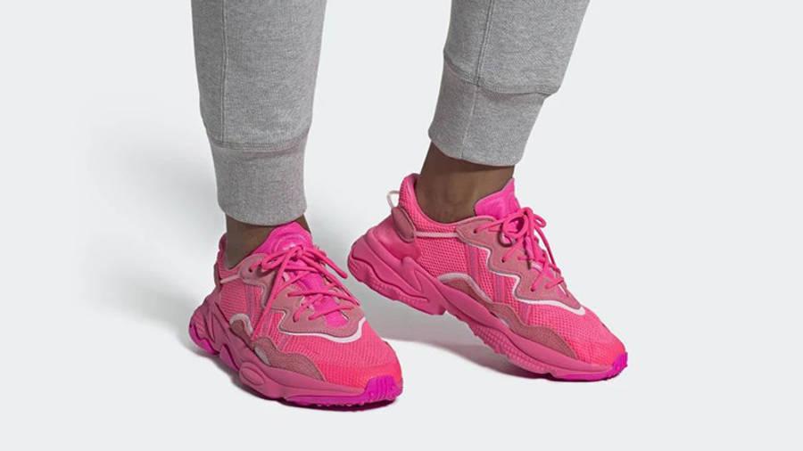 adidas Ozweego Solar Pink   Where To Buy   EE5395   Sciaky