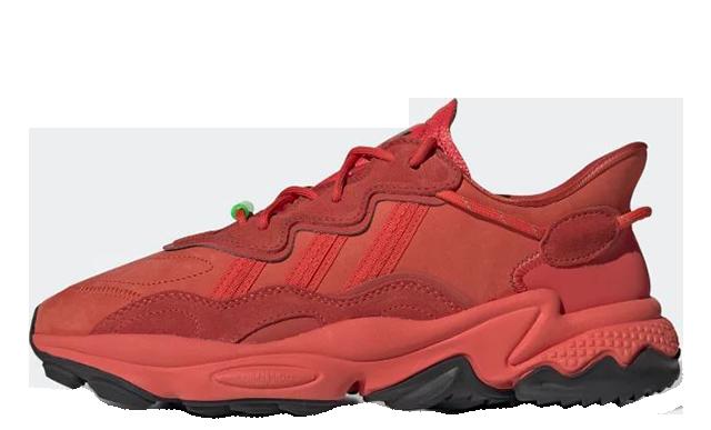 adidas Ozweego TR Red EE7000