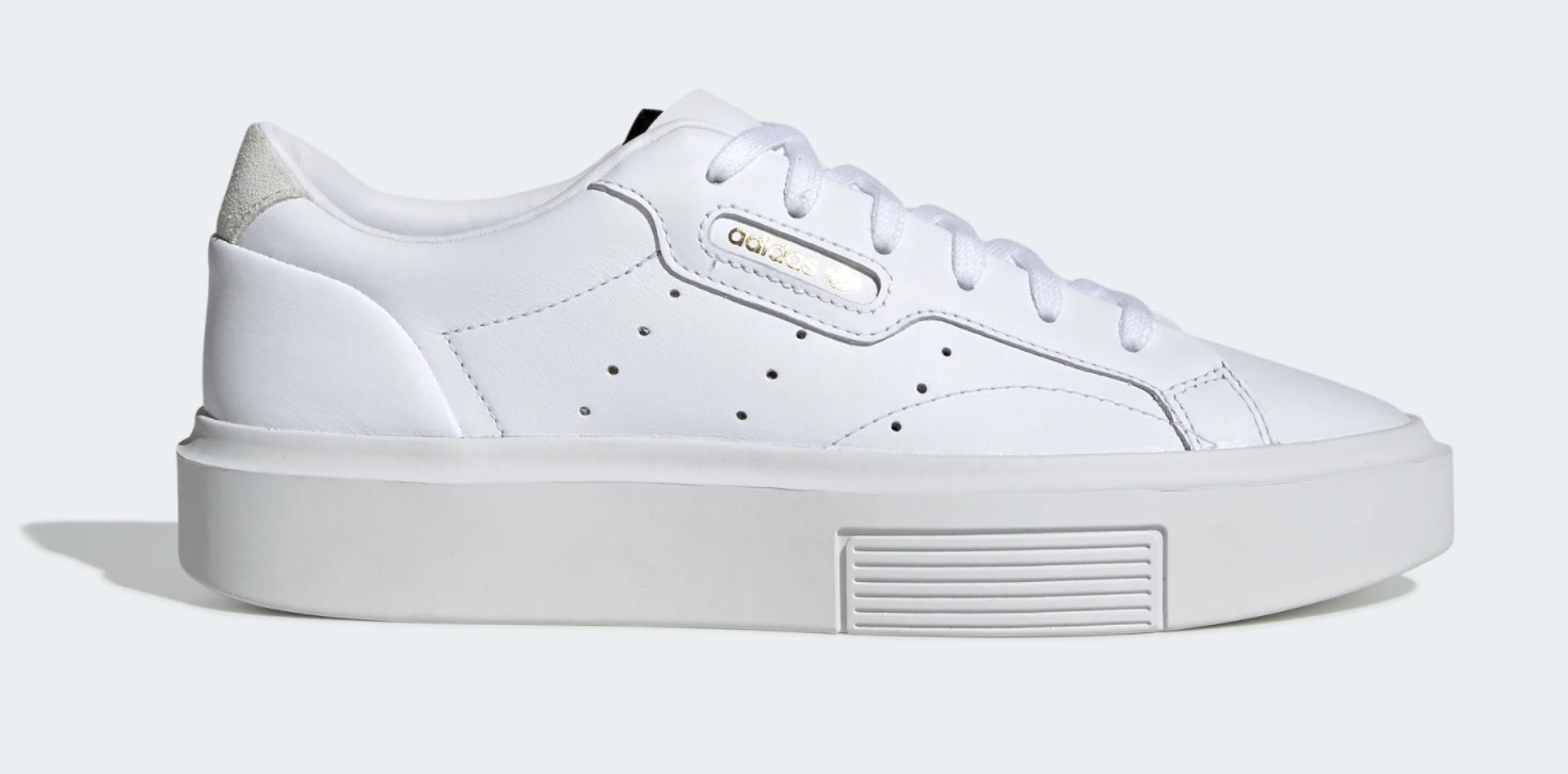 adidas Sleek Super Shoe White