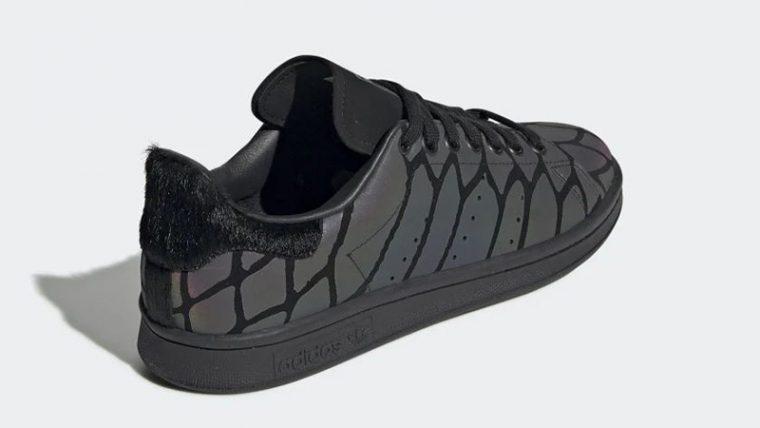 adidas Stan Smith XENO Black FV4044 back thumbnail image