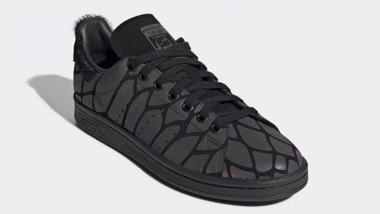 adidas Stan Smith XENO Black FV4044 front thumbnail image