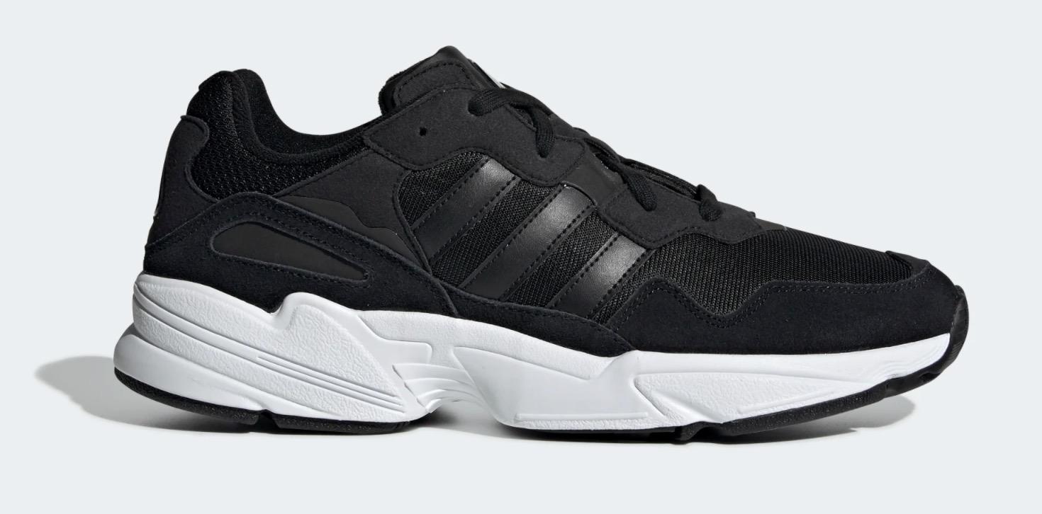 adidas Yung 96 Black White