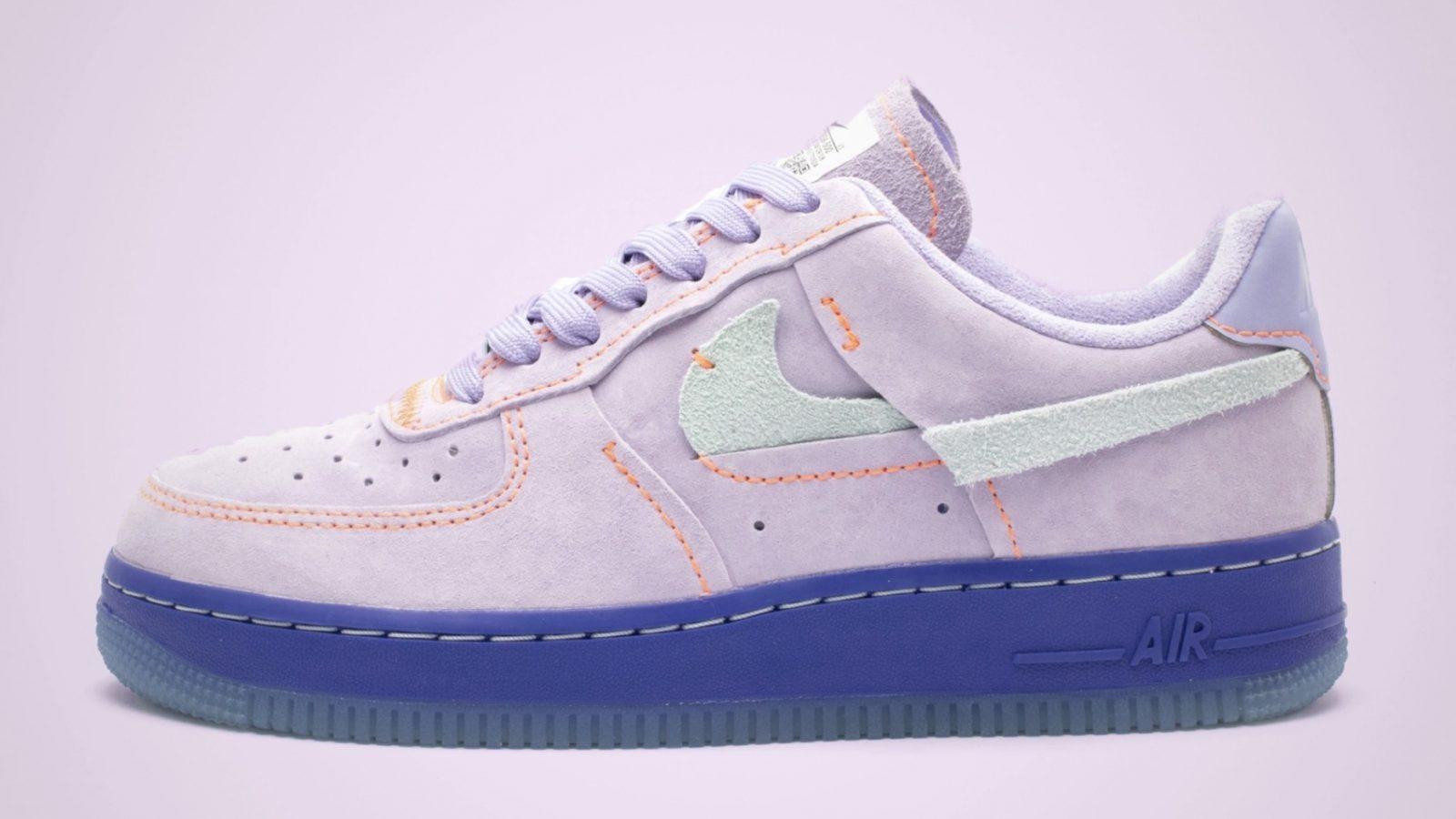 The Colourful Air Force Overhaul A Vandalised Gets Nike 1 XwZ0PNn8Ok