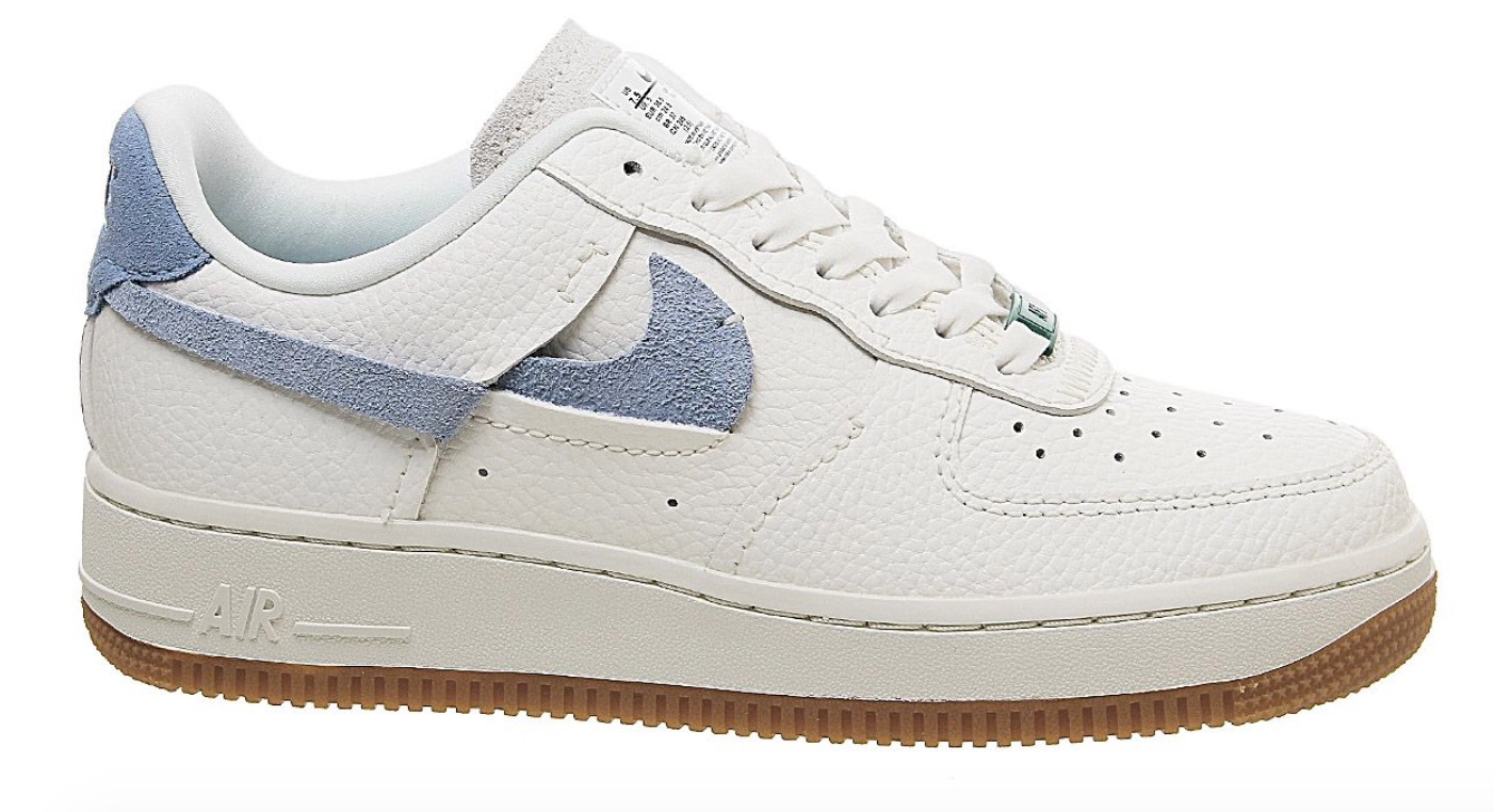 air force 1 inside out
