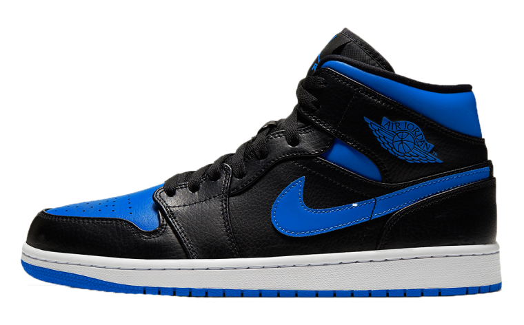 air jordan 1 blue black
