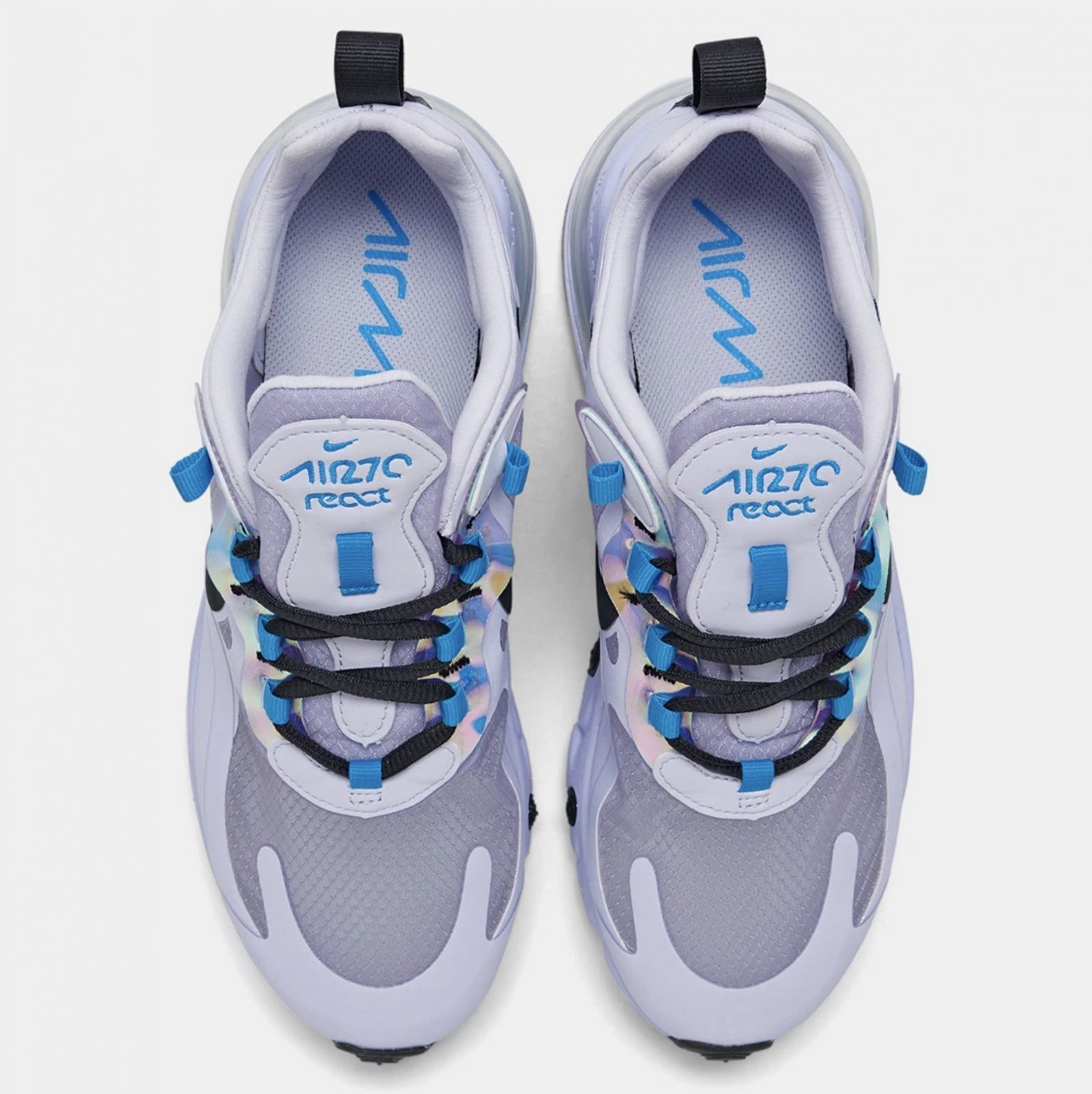 Nike Air Max 270 React Amethyst Tint