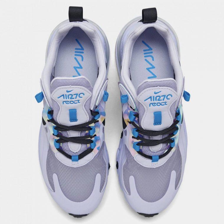 Nike Air Max 270 React Amethyst Tint thumbnail image