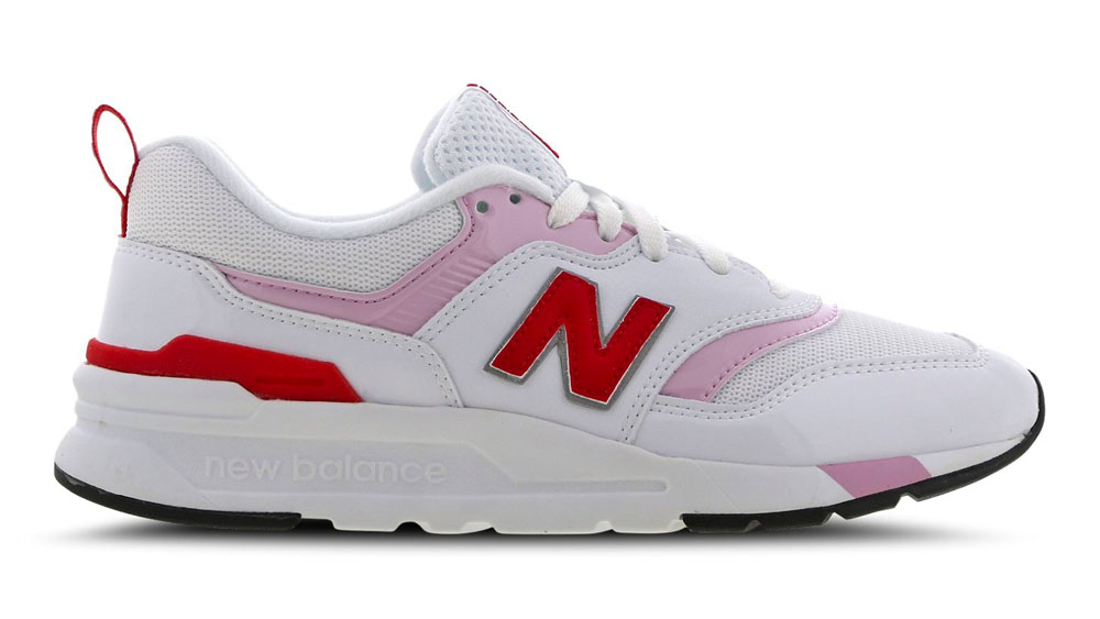 New Balance 997 Whote Pink